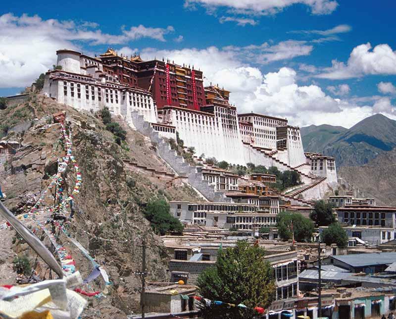 Tibet. China, Asia.