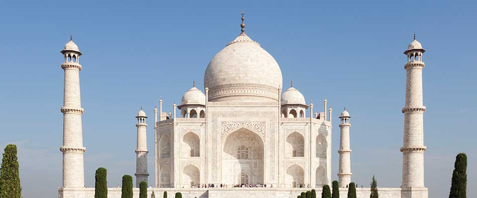Taj Mahal. India, Asia.