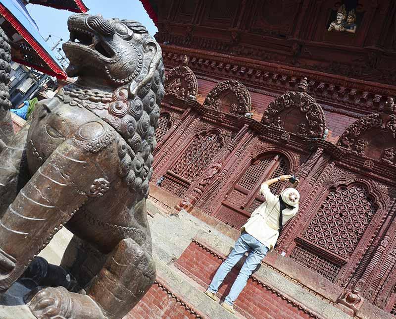 Delhi. India, Asia.