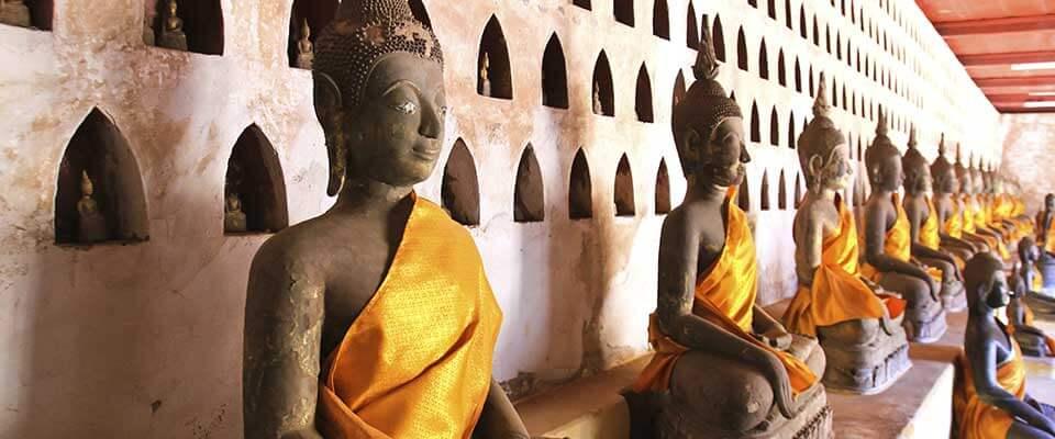 Laos, Asia.