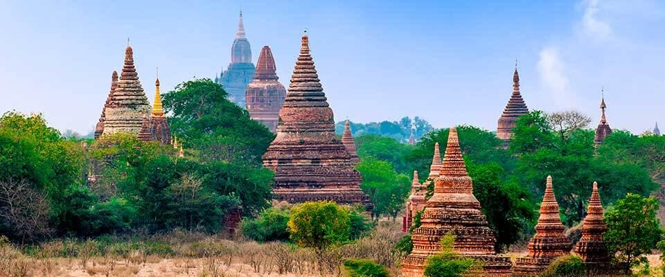 Myanmar, Asia.