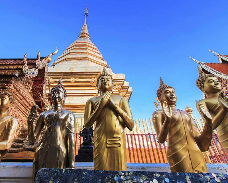 Explore Northern Thailand. Thailand, Asia.