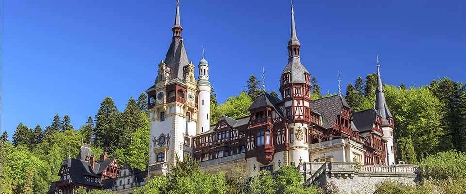 Castle. Romania.