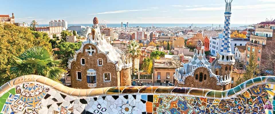 Gaoudi Barcelona. Spain.