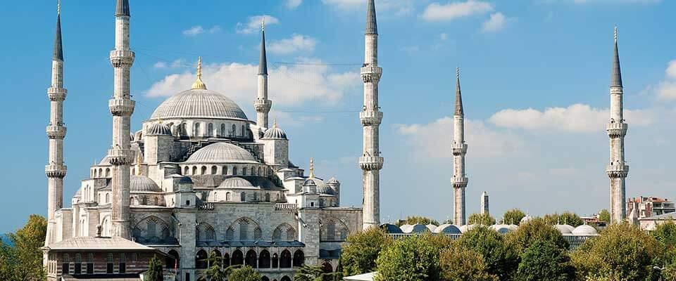 Palace. Turkey.