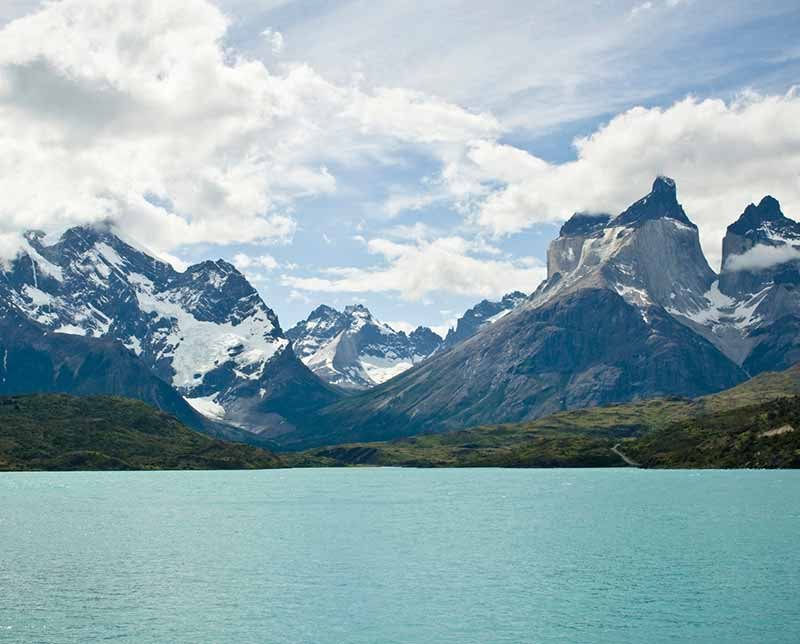 Torres del Paine Circuit. Argentina and Chile.