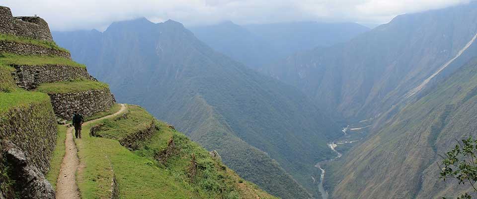 Inca Trail. Peru.