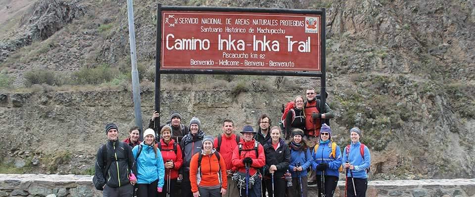 Camino Inka-Inka Trail. Peru.