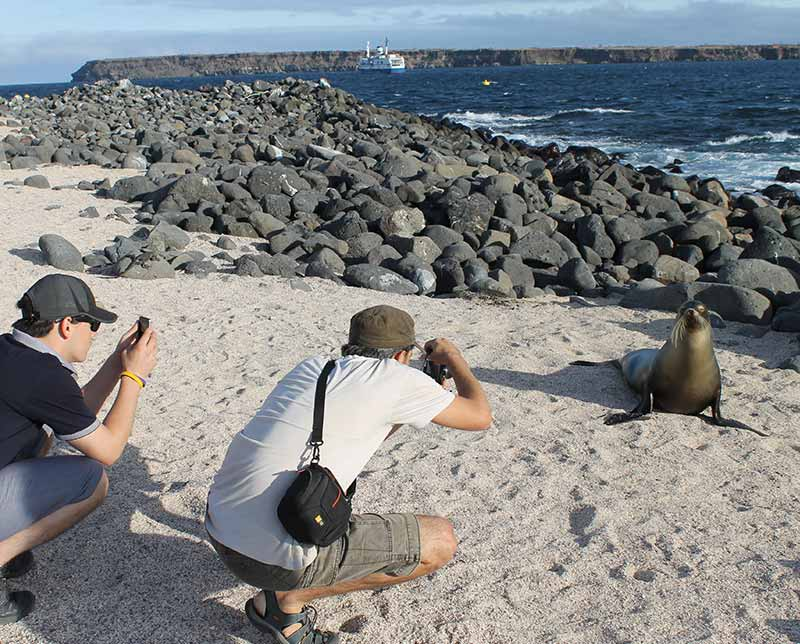 Galapagos Land of the Incas Cruise-Tour. Peru.