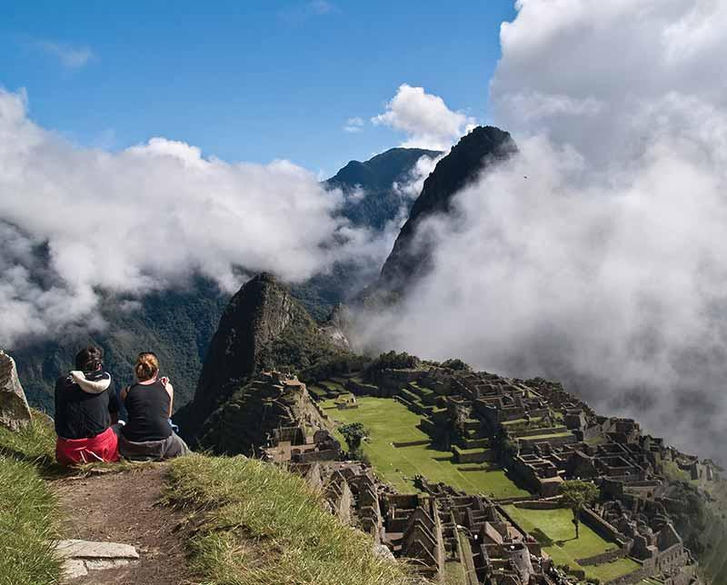Quest of the Gods. Peru.