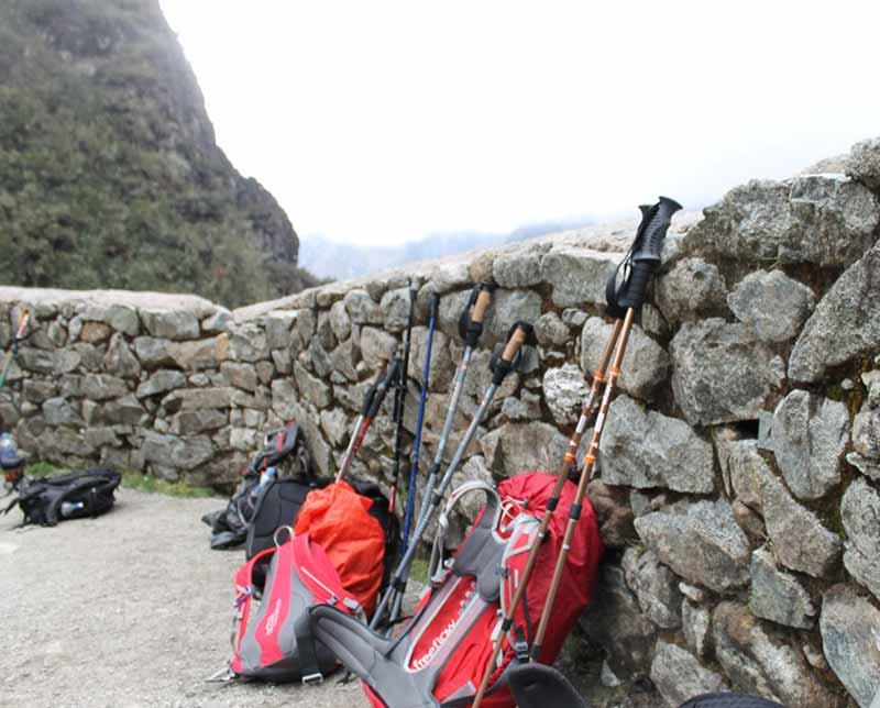 Inca trail express. Peru.
