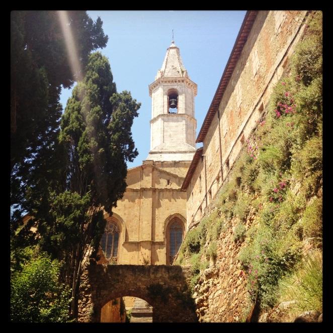 Tuscan church.