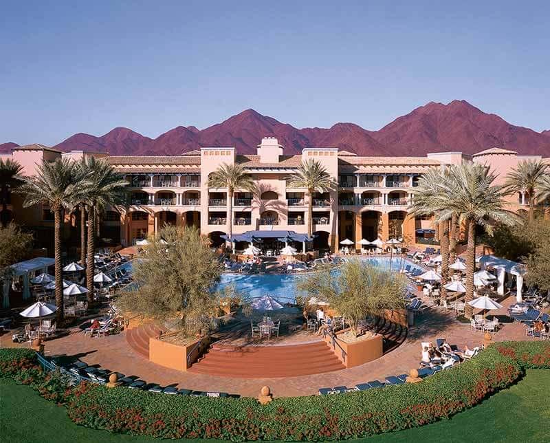 Fairmont Scottsdale Princess. Scottsdale, Arizona.