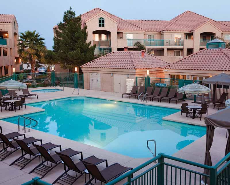Hyatt House Scottsdale. Scottsdale, Arizona.