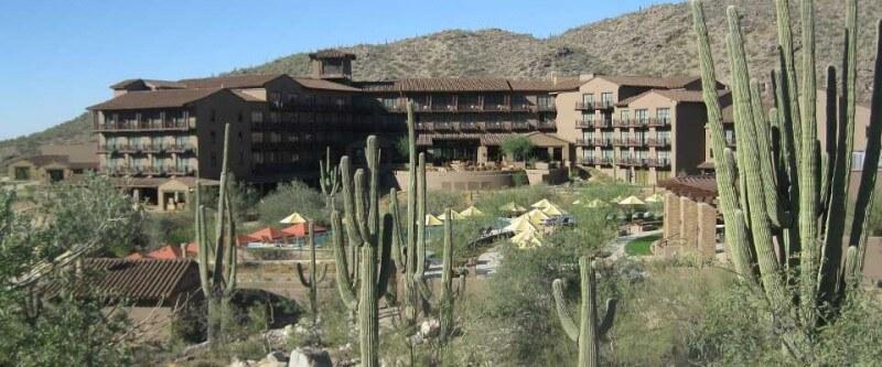 The Ritz Carlton Dove Mountain. Tucson, Arizona.