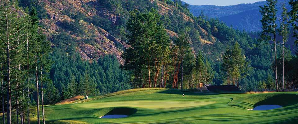 Westin Bear Mountain Golf Resort. Victoria, BC.