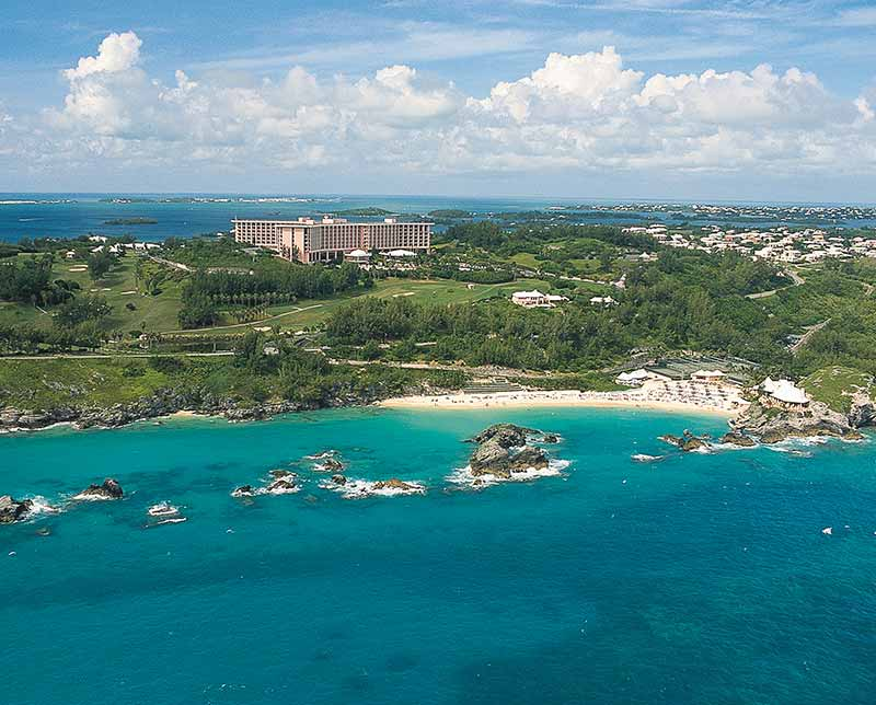 The Fairmont Southampton. Bermuda.