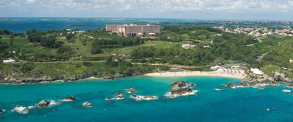 The Fairmont Southampton. Bermuda.