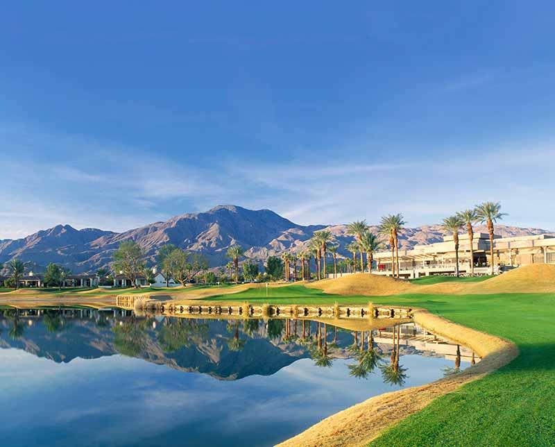 La Quinta. Palm Springs, California.