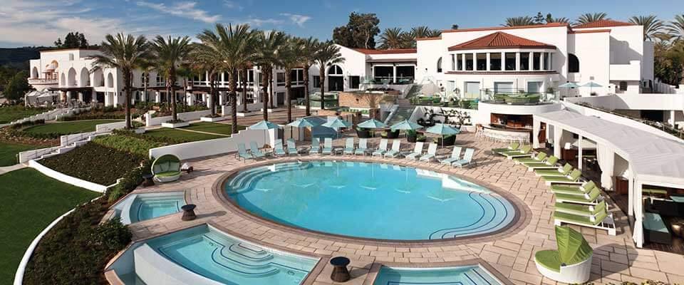 La Costa Resort and Spa. San Diego, California.