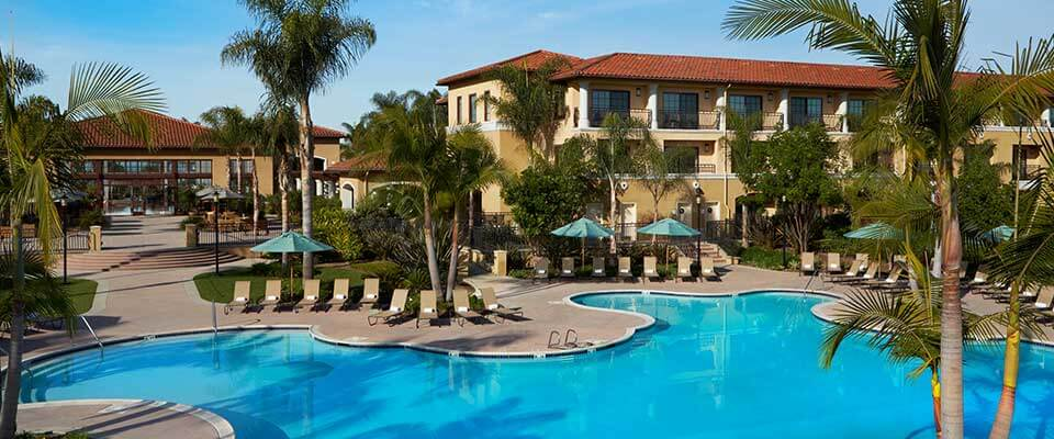 Sheraton Carlsbad Resort and Spa. San Diego, California.