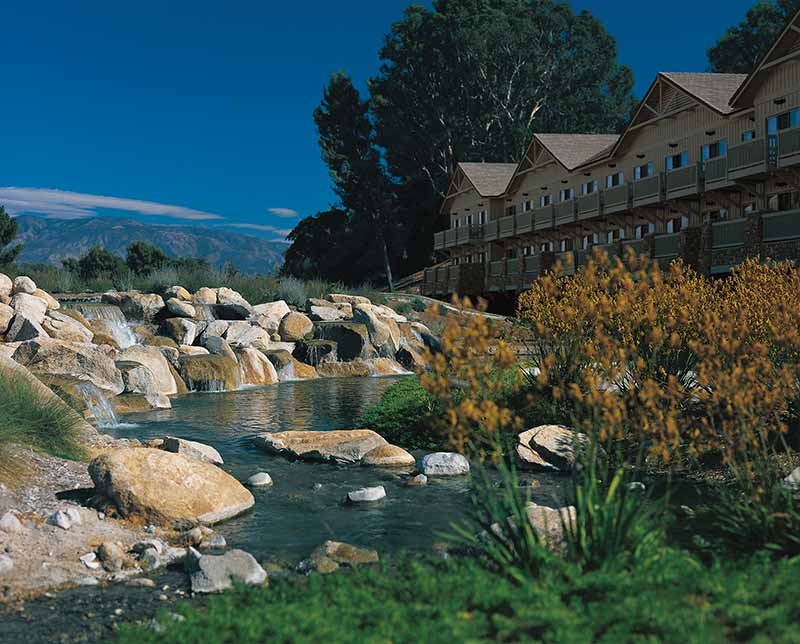 Temecula Creek Inn. San Diego, California.