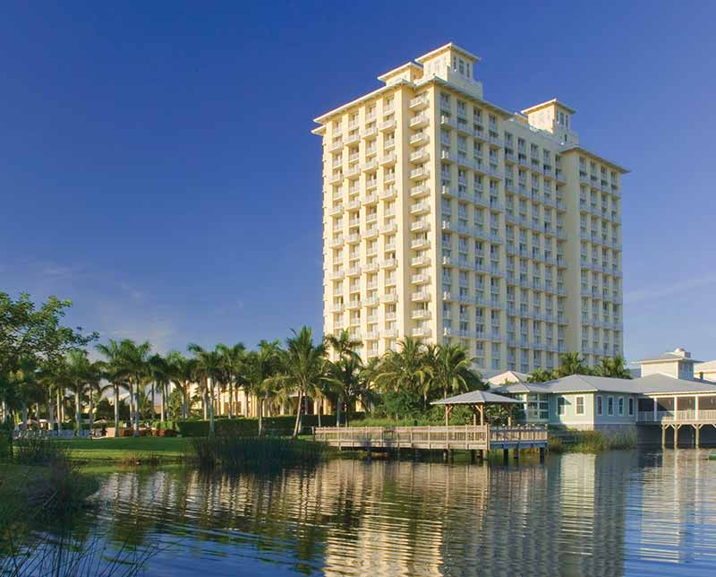Hyatt Regency Coconut Point. Fort Myers and Sanibel, Florida.
