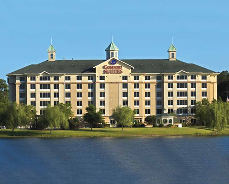 Comfort suites. Jacksonville, Florida.