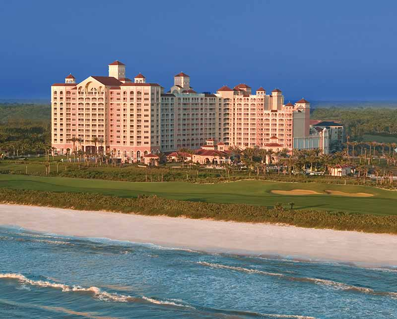 Hammock beach resort. Jacksonville, Florida.
