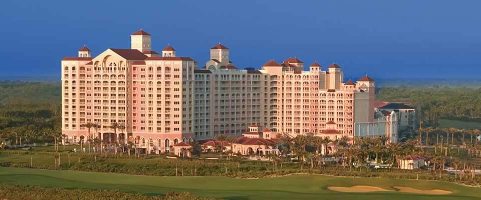 Hammock beach resort. Jacksonville, Florida.