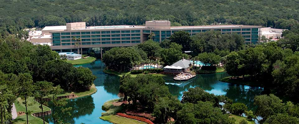 Sawgrass Marriott resort and spa. Jacksonville, Florida.