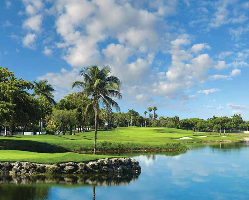 Trump National Doral. Miami, Florida.