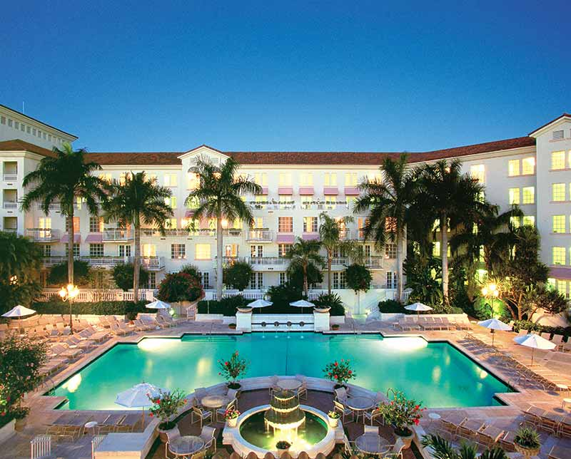 Turnberry Isle. Miami, Florida.