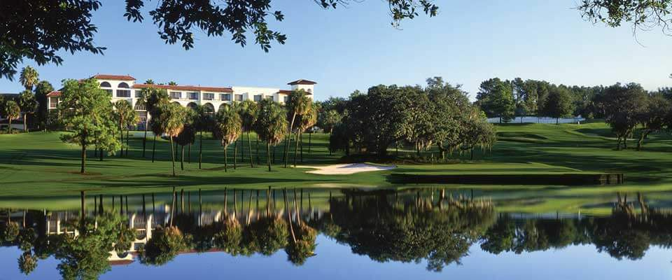 Mission Inn golf and tennis resort. Orlando and Kissimmee, Florida.