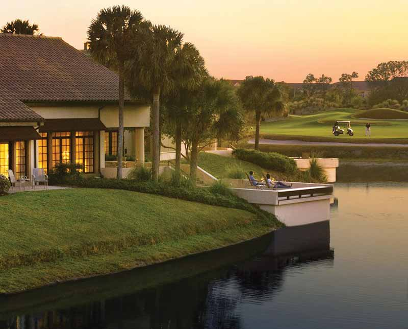 Villas of Grand Cypress Resort. Orlando and Kissimmee, Florida.