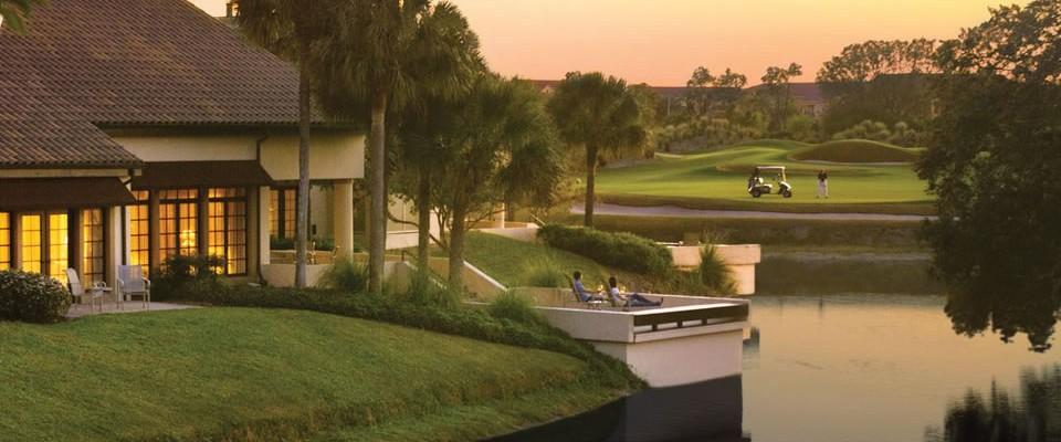 Villas of Grand Cypress Resort. Orlando and Kissimmee, Florida.