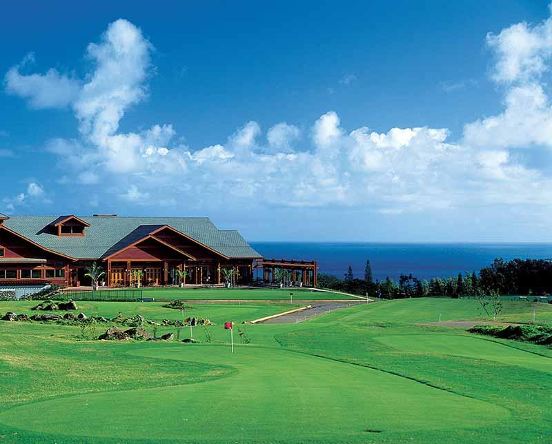 Kapalua Villas. Maui, Hawaii.