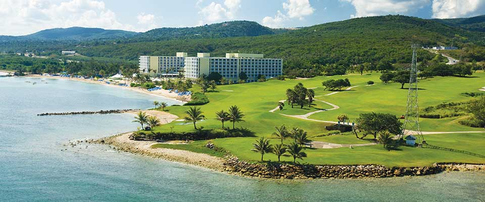 Hilton Rose Hall Resort and Spa. Jamaica.