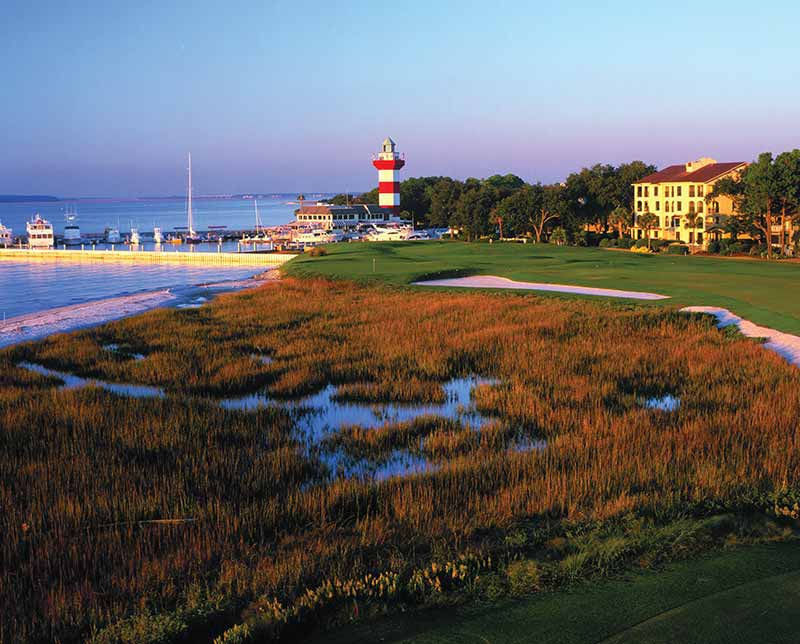 Sea Pines Resort. Hilton Head, South Carolina.