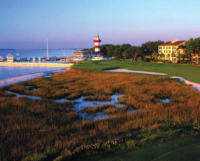 Sea Pines Resort. Hilton Head, South Carolina.