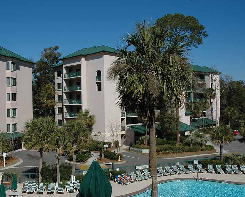 Spinnaker Resort. Hilton Head, South Carolina.