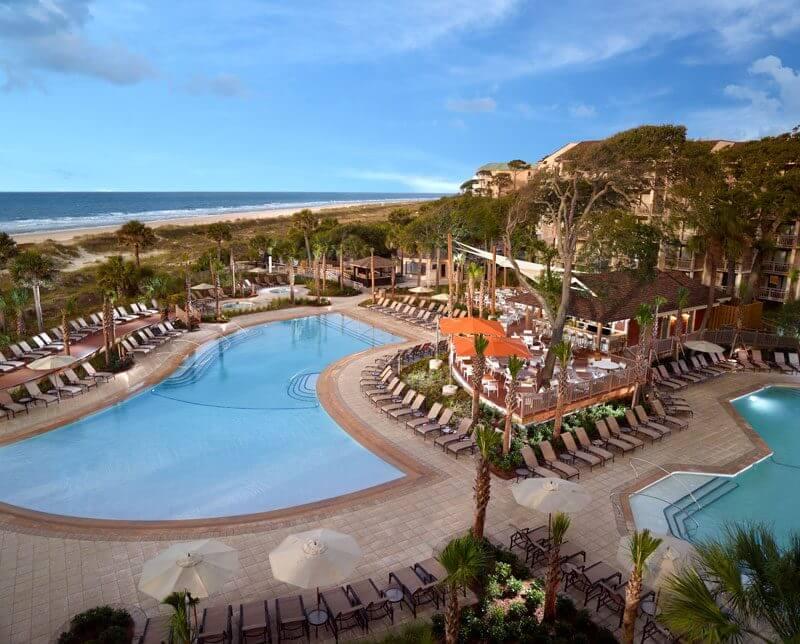 Omni Hilton Head Oceanfront Resort. Hilton Head, South Carolina.