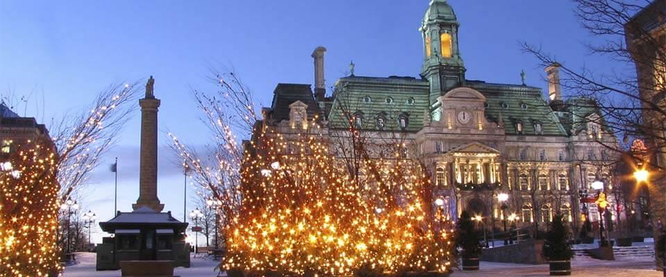 Old port of Montreal. Bromont, Quebec.