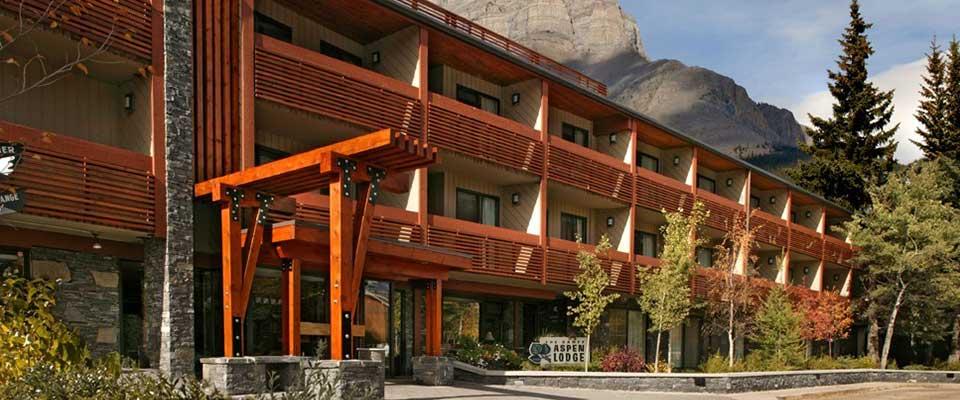 Banff Aspen Lodge. Banff and Lake Louise, Alberta.