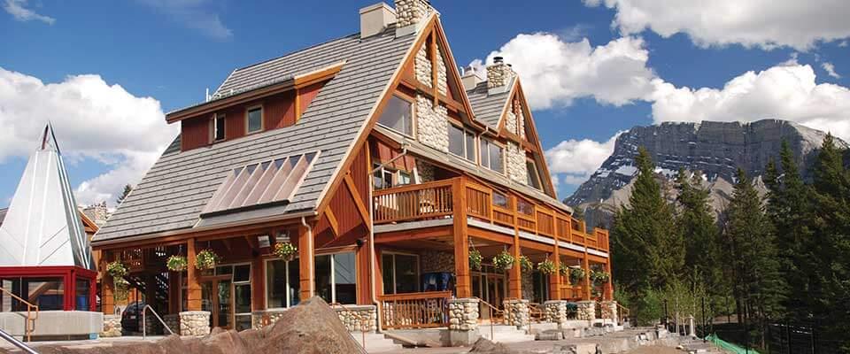 Hidden Ridge Resort. Banff and Lake Louise, Alberta.