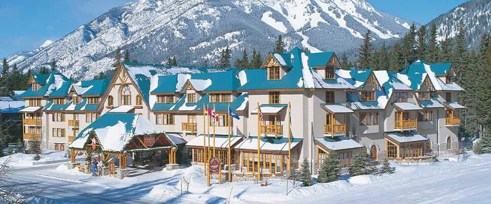The Banff Caribou Lodge Spa. Banff and Lake Louise, Alberta.