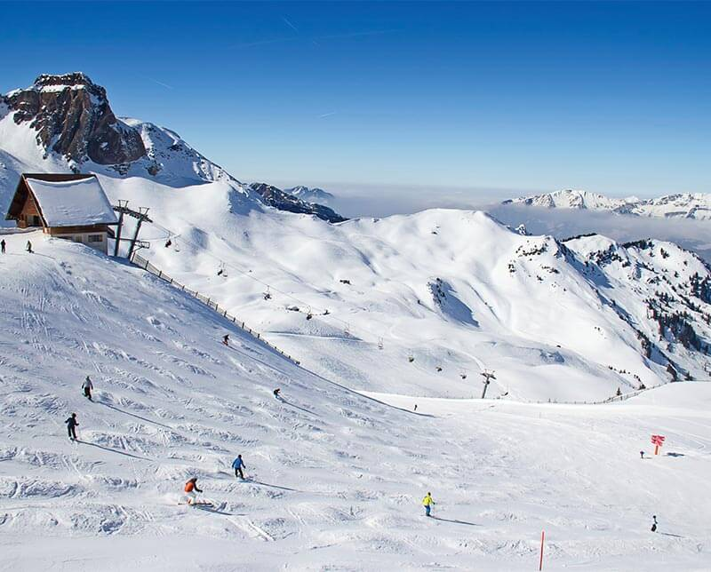 Hotel Arlberg. Arlberg, Austria.