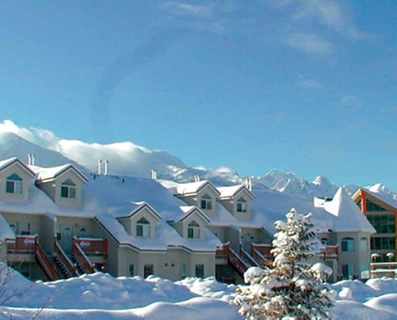 Condominiums Vacation Homes. Big White, BC.
