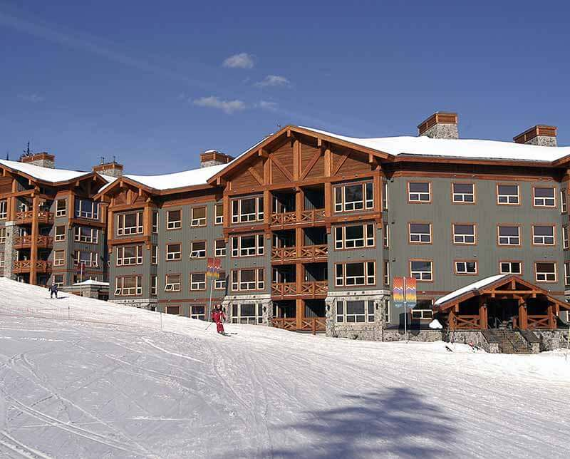 Stonebridge Lodge. Big White, BC.