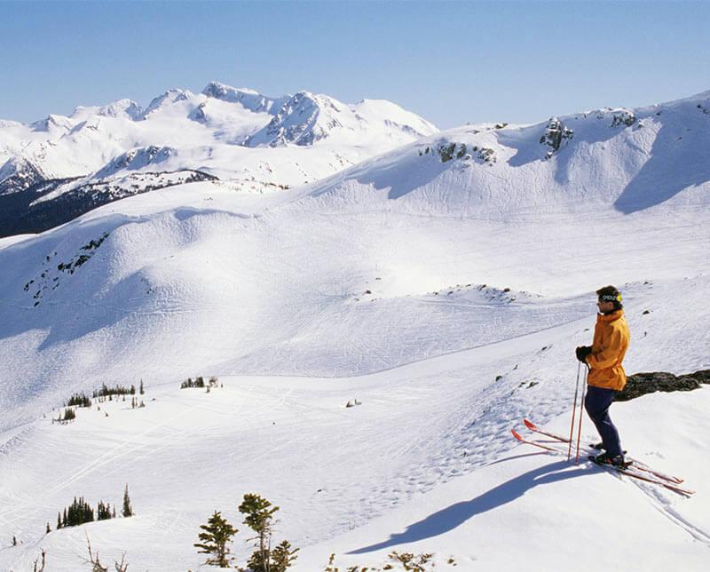 Peaks Accomodations. Whistler, BC.